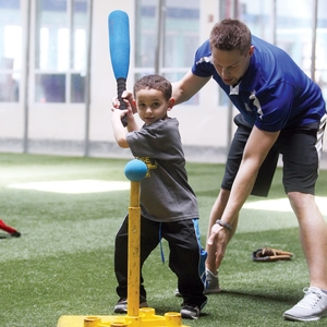 Little Athletes Baseball Classes