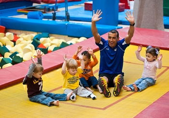 Little Athletes Gymnastics Classes